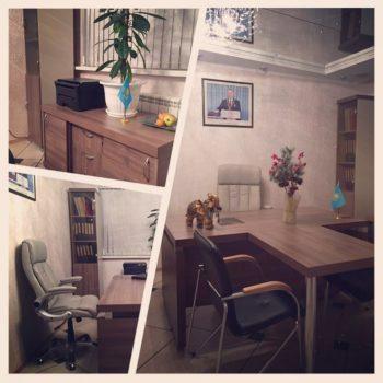 Кабинет руководителя Арканзас. Кабинет руководителя одного агенства по недвижимости в Петропавловске, всю мебель заказывали в нашем салоне!
