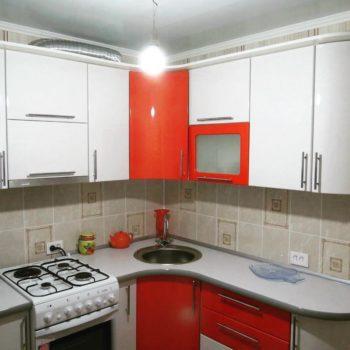 Кухни с МДФ фасадами пользуются большой популярностью среди населения!
