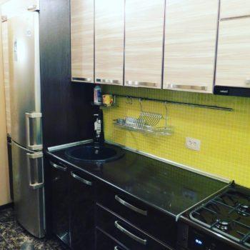 Кухня из акрила в металической обработки #cittadella #мебельпетропавловскподзаказ #кухня #кухниназаказ