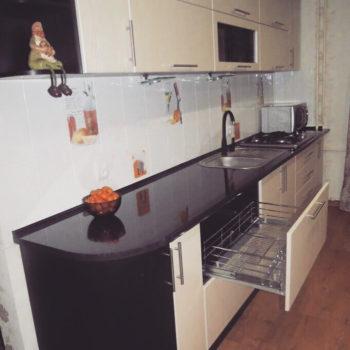 Кухня, сушка под рукой, согласитесь удобно
