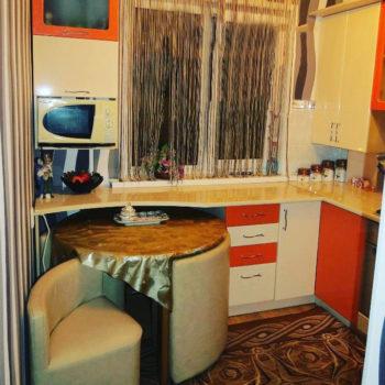 Кухня в панельный дом очень удобно кухня под #кухниназаказ #кухня #cittadella