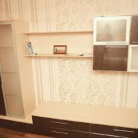 Облегченные гостинные в стиле hi-tech #hi-tech #гостиная #мебель