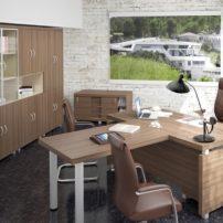 Офисная мебель #кабинетруковрдителя #директор #петропавловск