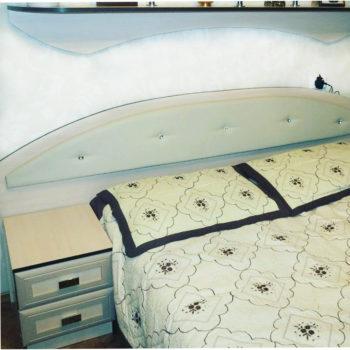 Кровати с мягкой спинкой от 40000#спальни #подзаказ #петропавловск