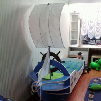 Детская кровать Навигатор