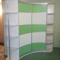 Радиусный шкаф Лино