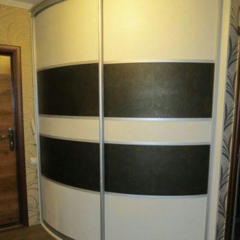 Радиусный шкаф Монтекристо