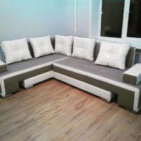 Угловой диван Имперал в другой обстановке
