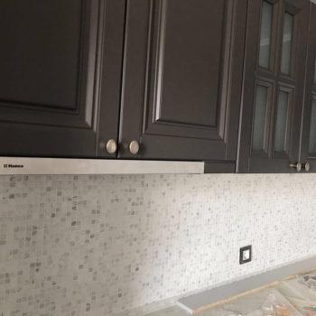 навесные шкафы кухни Джорджия