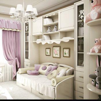 новый проект Baby room