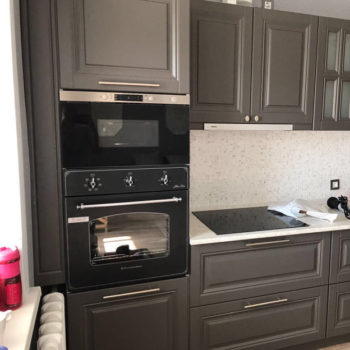 встроенная плита кухни Джорджия