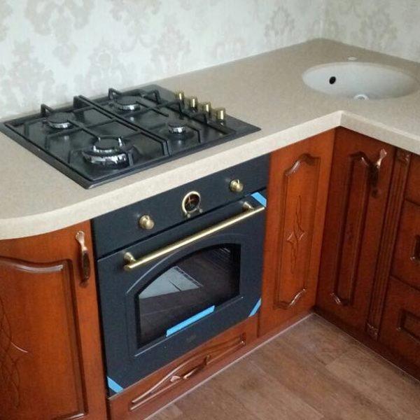 Фрагмент кухонного гарнитура Небраска