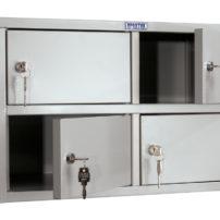 Индивидуальный шкаф кассира AMB-30-4 в Петропавловске