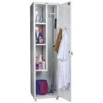 Медицинский шкаф для раздевалок ПРАКТИК МД 1 ШМ-SS (11-50) в Петропавловске