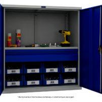 Шкаф Инструментальный ТС 1095-001010 в Петропавловске
