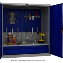 Шкаф Инструментальный ТС 1095-021010 в Петропавловске