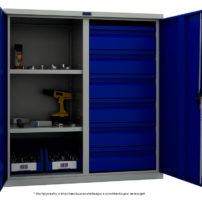 Шкаф Инструментальный ТС 1095-100206 в Петропавловске
