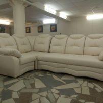 Бежевый угловой диван Лас-Вегас в Петропавловске