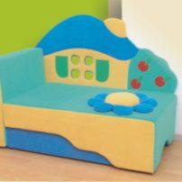 Детский диван Домик в Петропавловске