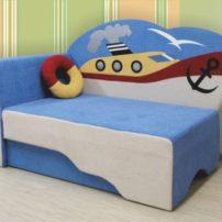 Детский диван Кораблик в Петропавловске