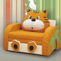 Детский диван Тигр в Петропавловске