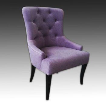Фиолетовое кресло Сан-Хосе в Петропавловске