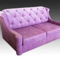 Фиолетовый диван Сан-Диего в Петропавловске