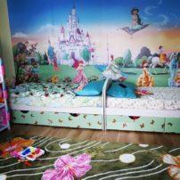 Гарнитур детской комнаты Герои мультов в Петропавловске