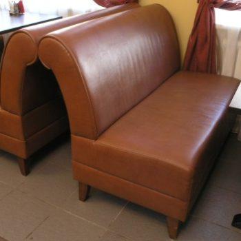 Комплект мебели 2 дивана и стол Классик для общественных заведений в Петропавловске