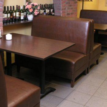 Мебель для кафе Базис в Петропавловске