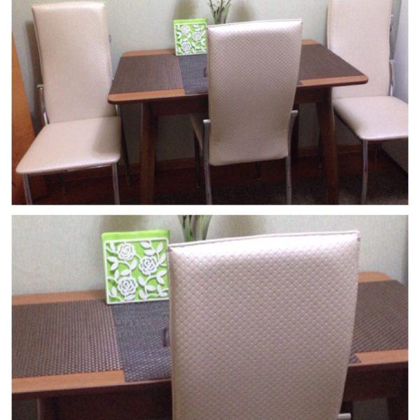 Серые стулья Милуоки в Петропавловске