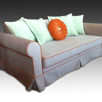 Серый диван Сан-Антонио в Петропавловске