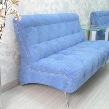 Синий диван Род-Айленд в Петропавловске