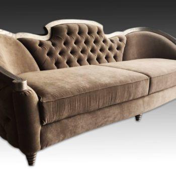 Светло-коричневый диван Остин в Петропавловске