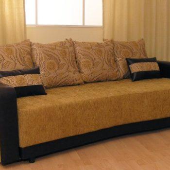 Жёлто-коричневый диван Южная Дакота в Петропавловске