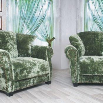 Зелёные кресла Пенсильвания в Петропавловске