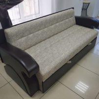 Бежево-коричневый диван-трансформер Аркаша в Петропавловске