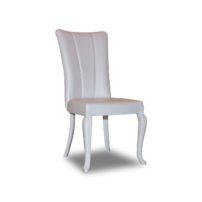 Белый и бежевый стулья Sonata-Pro Nicole в Петропавловске