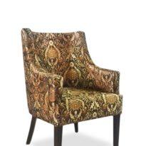 Коричнево-жёлтое кресло Giuseppe classic в Петропавловске