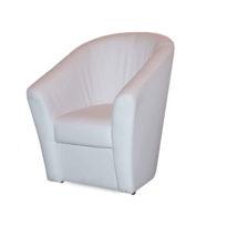 Белое кресло Sonata-Pro Alba в Петропавловске