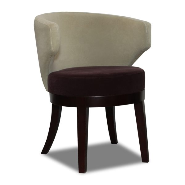 Бежево-коричневое кресло Sonata-Pro Loca в Петропавловске