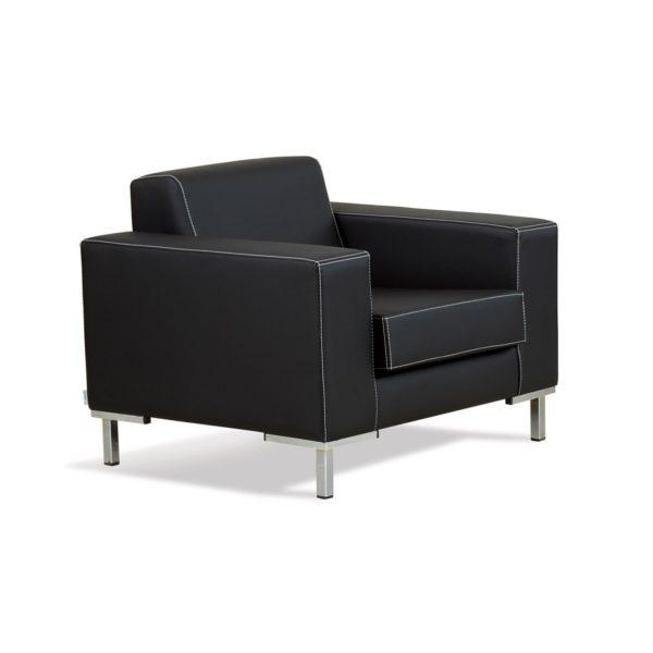 Чёрное кресло Sonata-Pro Relax Set в Петропавловске