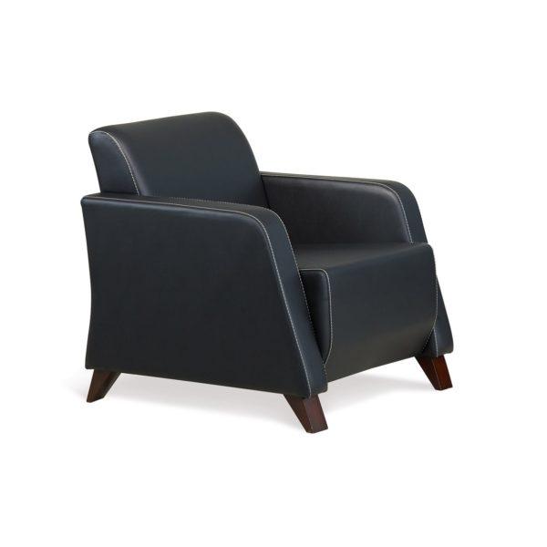 Чёрное кресло Sonata-Pro Seren в Петропавловске