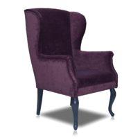 Фиолетовое кресло Amante classic в Петропавловске