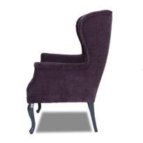 Фиолетовое кресло Amante classic в Петропавловске вид сбоку