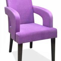 Фиолетовое кресло Sonata-Pro Amanda в Петропавловске