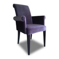 Фиолетовое кресло Sonata-Pro Bodrum в Петропавловске