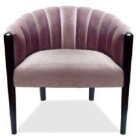 Фиолетовое кресло Sonata-Pro Rosa в Петропавловске