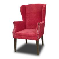 Красное кресло Amante classic в Петропавловске