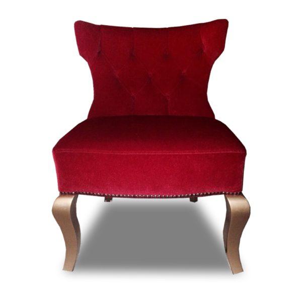 Красное кресло Sonata-Pro Andora в Петропавловске